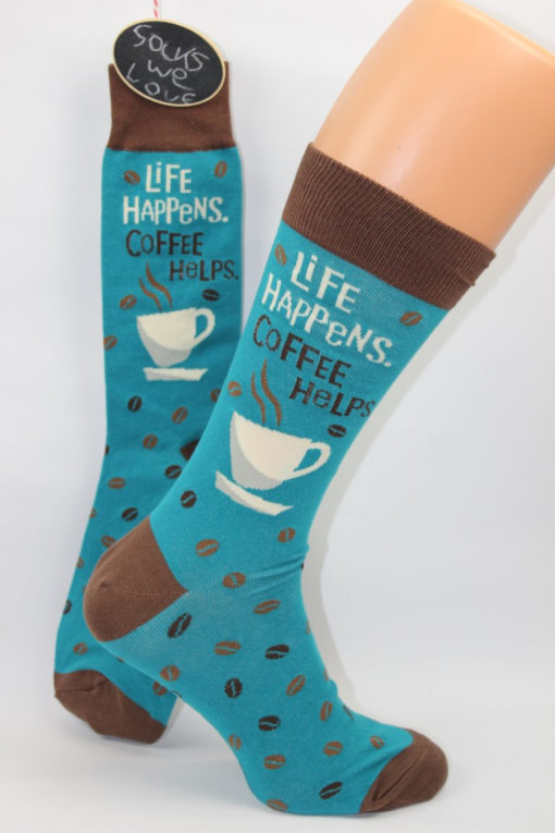 Life happends coffee helps