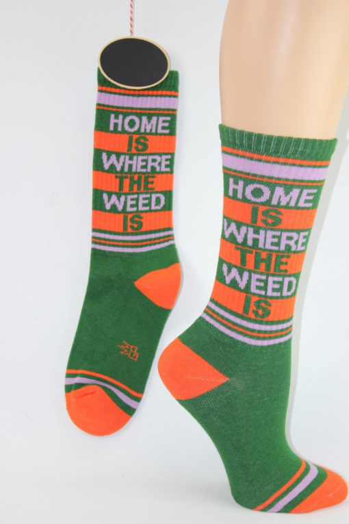 home is where weed